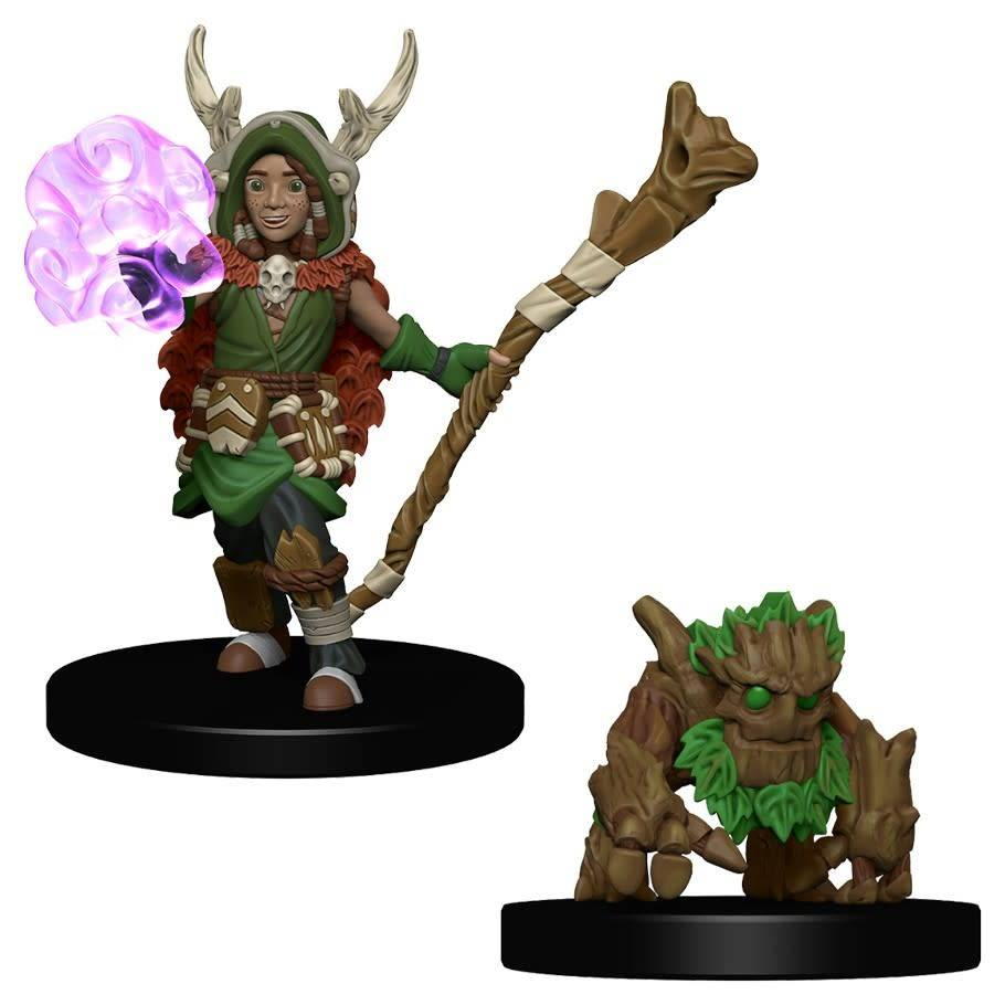 Boy Druid - Tree Creature Minis
