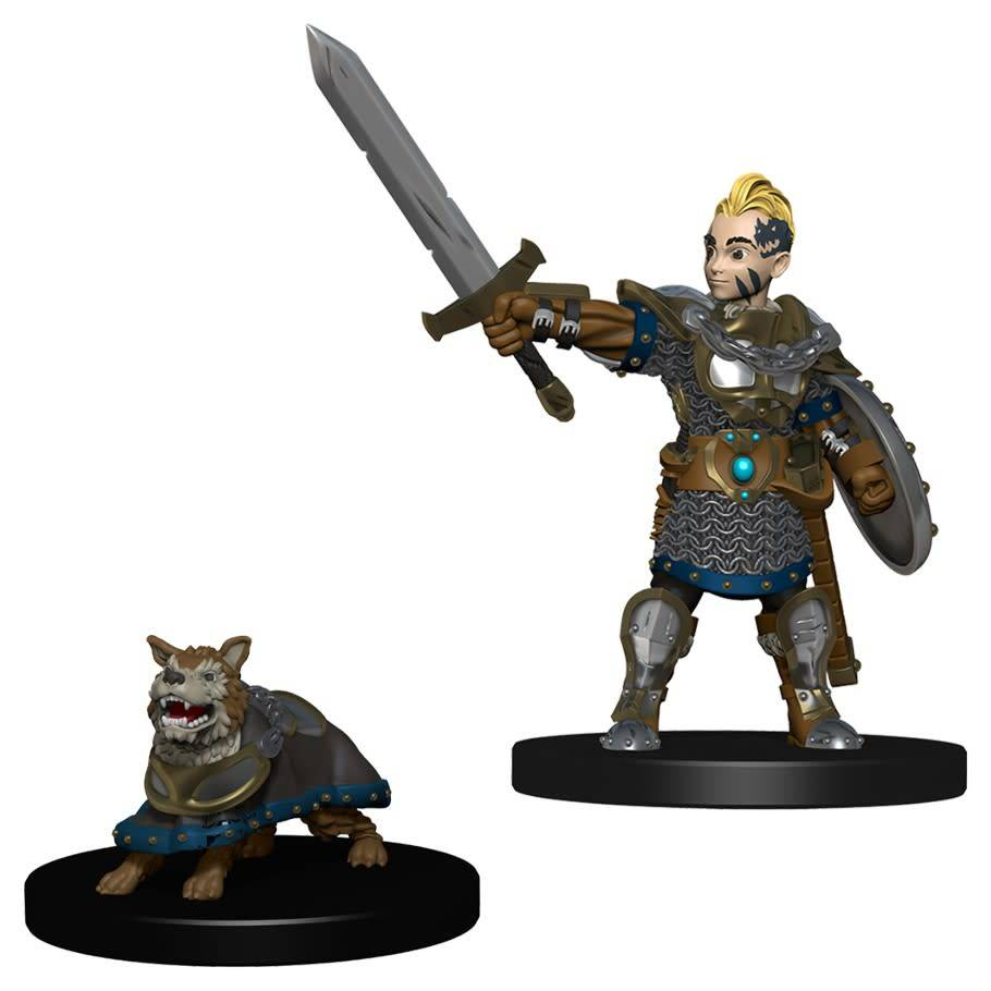 Boy Fighter - Battle Dog Minis