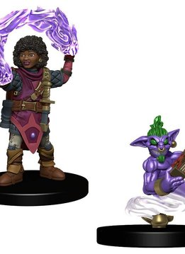 Girl Wizard - Genie Minis