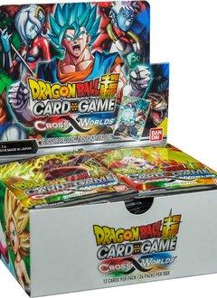 Dragon Ball Super Cross Worlds Booster Box