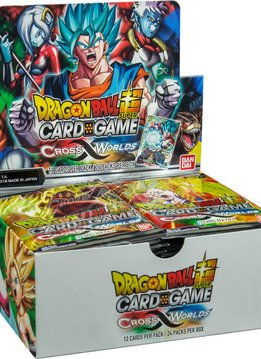 Dragon Ball Super Cross Worlds Booster Box