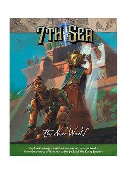 7th Sea the New World