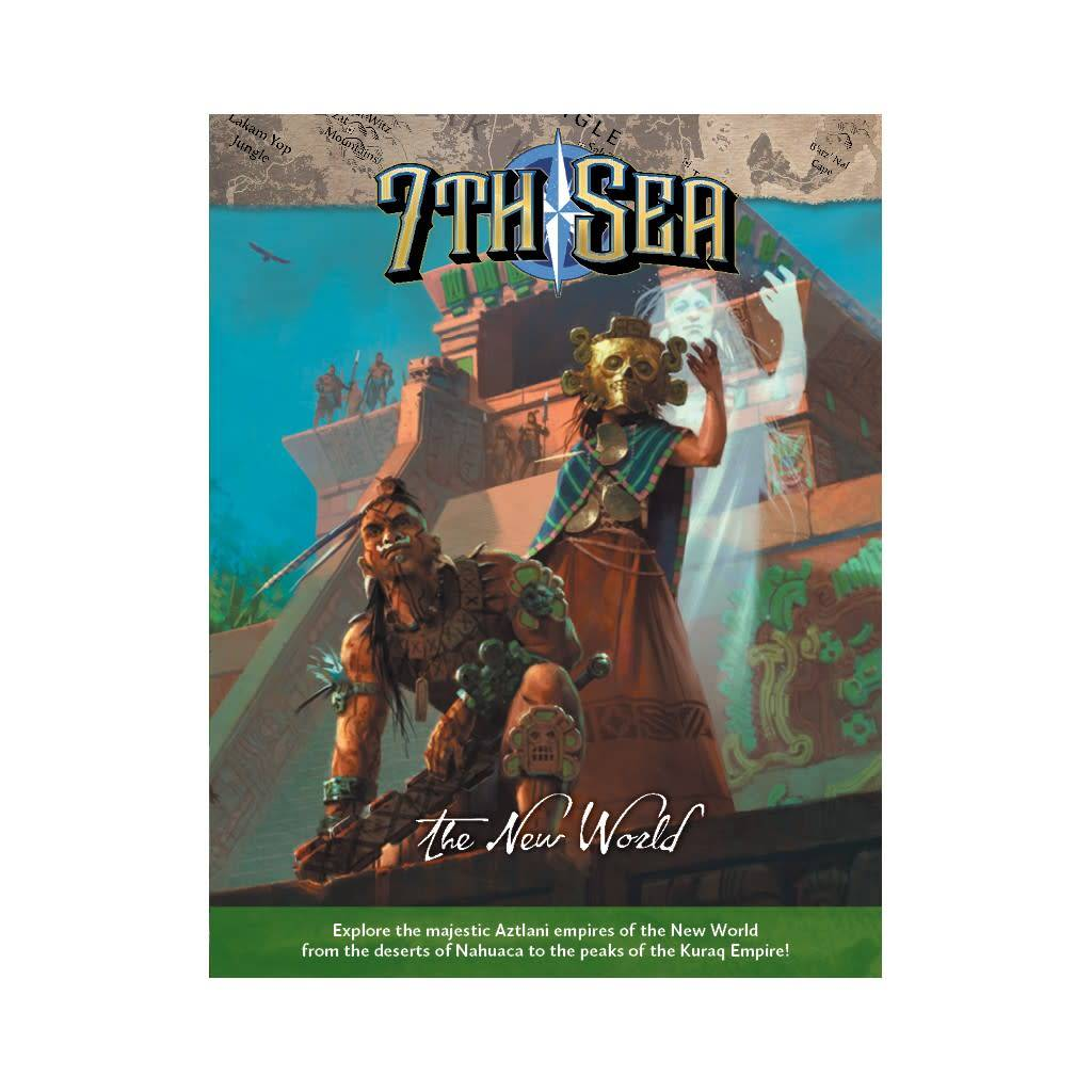 7th Sea the New World