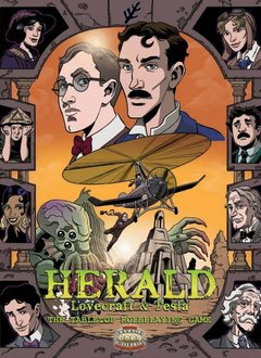Herald: Lovecraft & Tesla RPG