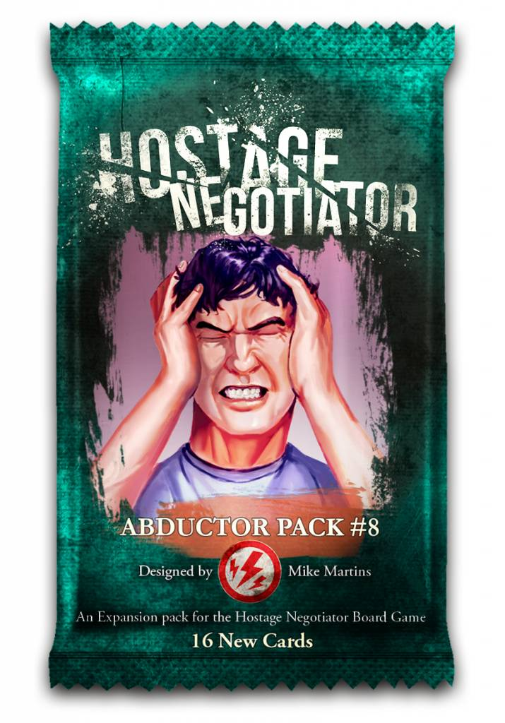 Hostage Negotiator - Abductor Pack #8
