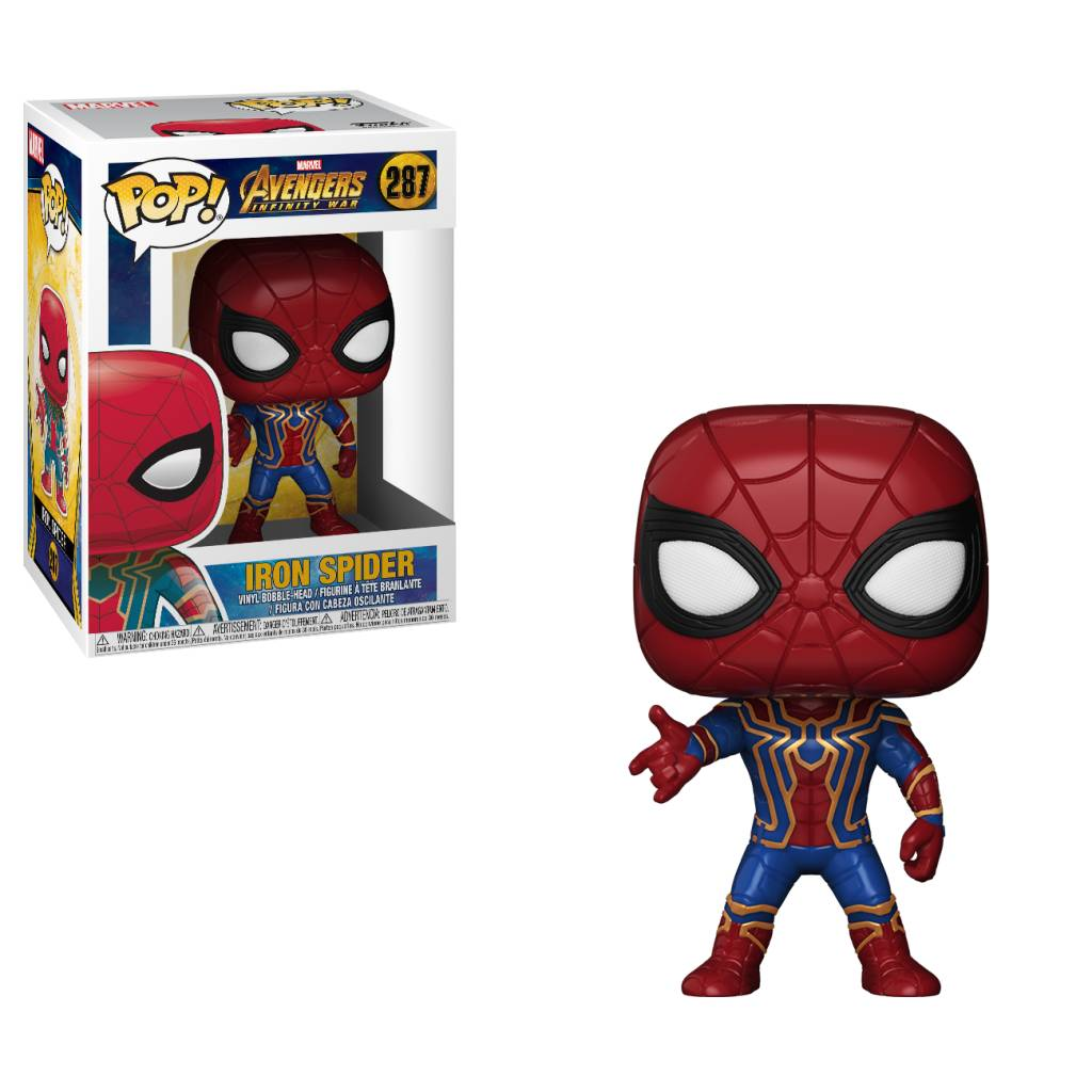 POP! Infinity War Iron Spider