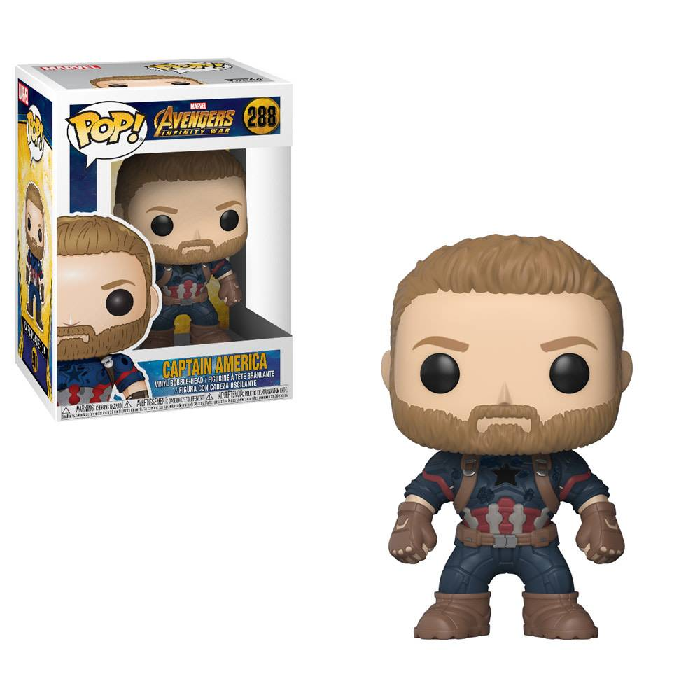 POP! Infinity War Captain America