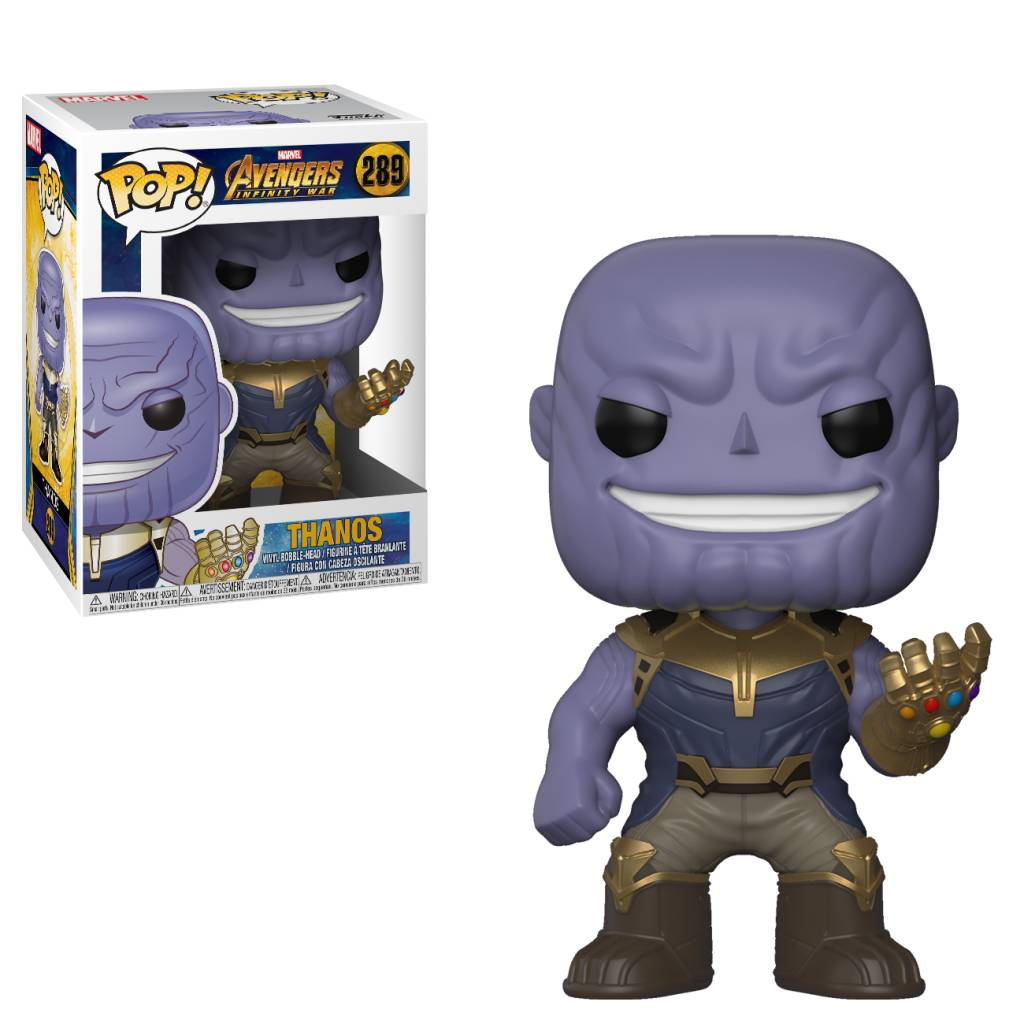 POP! Infinity War Thanos