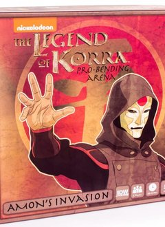 THE LEGEND OF KORRA AMONS INVASION