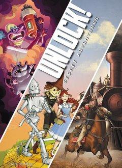 Unlock! 3 Secrets adventures FR