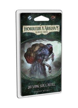 Horreur a Arkham JCE: Du Sang Sur L'autel