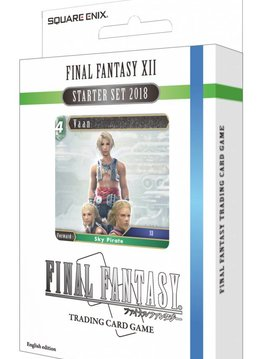Final Fantasy TCG Opus 5 XII Starter Deck