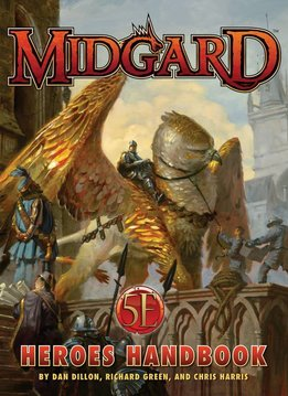 Midgard Heroes Handbook 5th Edition
