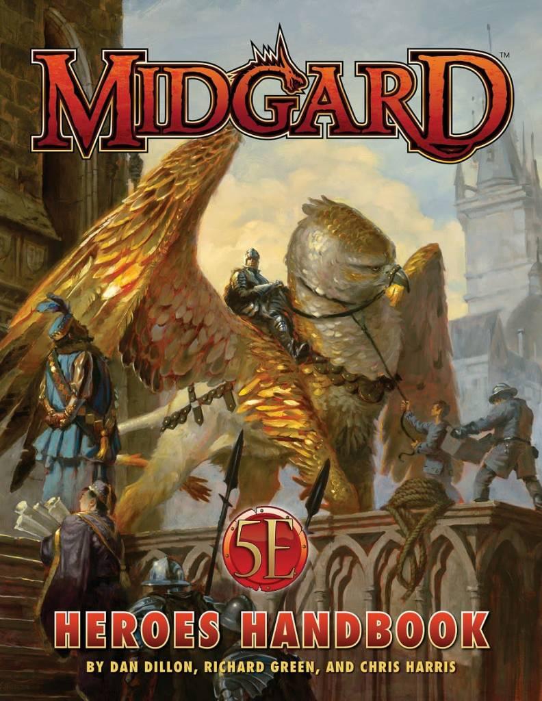 Midgard Heroes Handbook 5th Edition