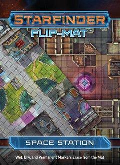 Starfinder: Flip-Mat Space Station