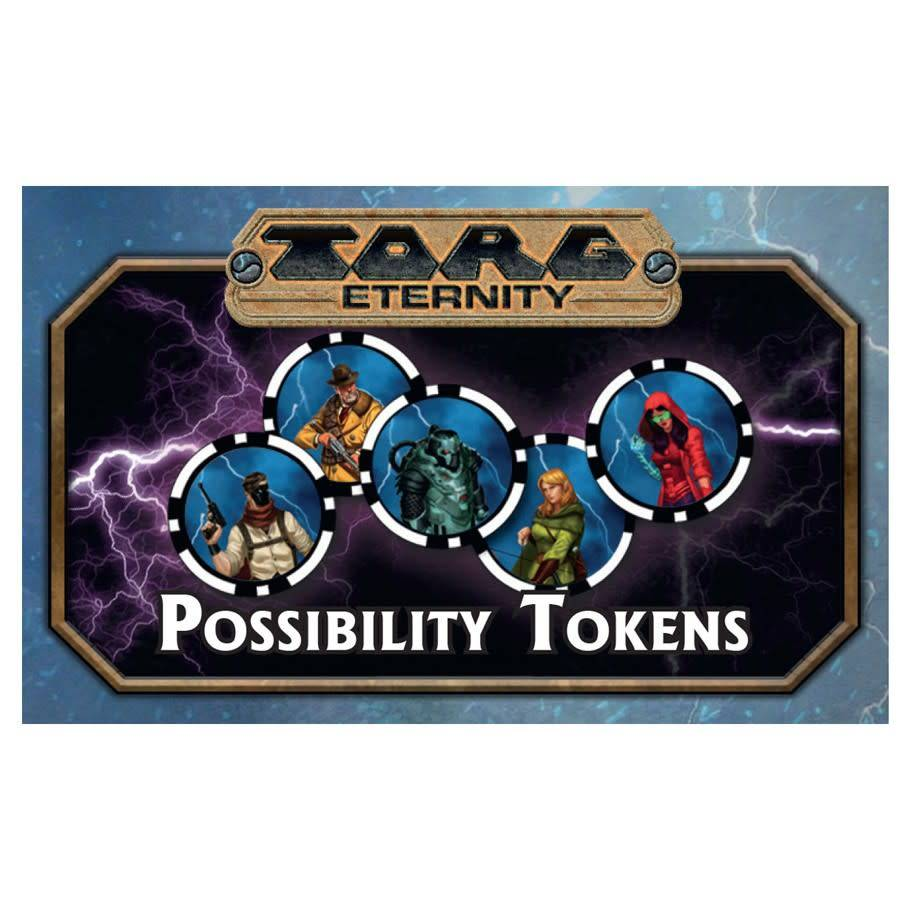 Torg Eternity Possibility Tokens