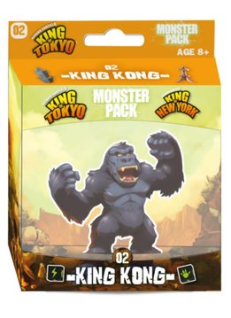 King of Tokyo/New York - Monster Pack: King Kong (FR)