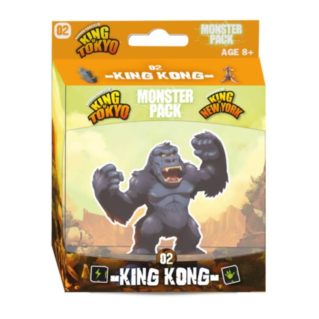 King of Tokyo/New York - Monster Pack: King Kong (FR)