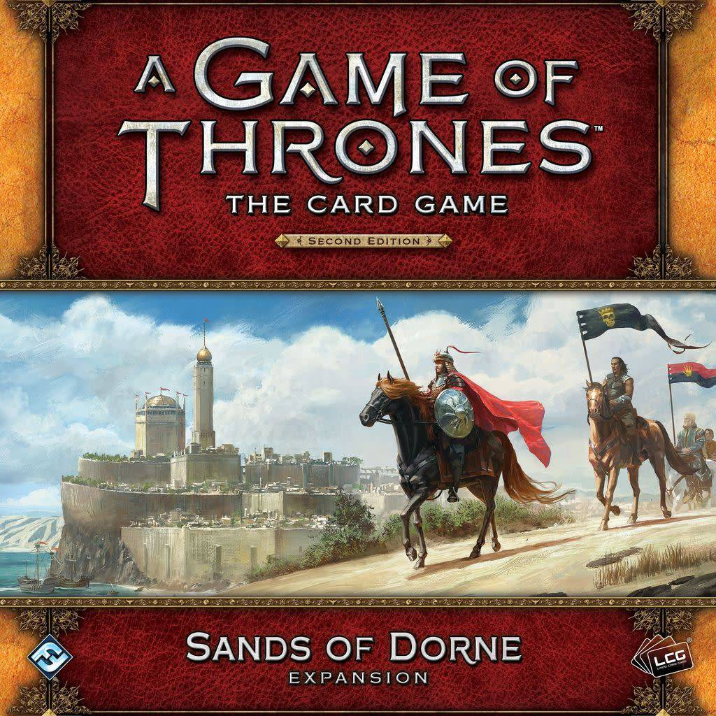 Game of Thrones-LCG 2E: Sands of Dorne