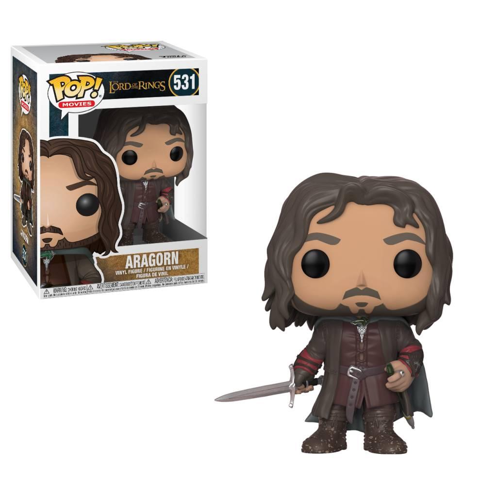 Pop! LOTR Aragorn
