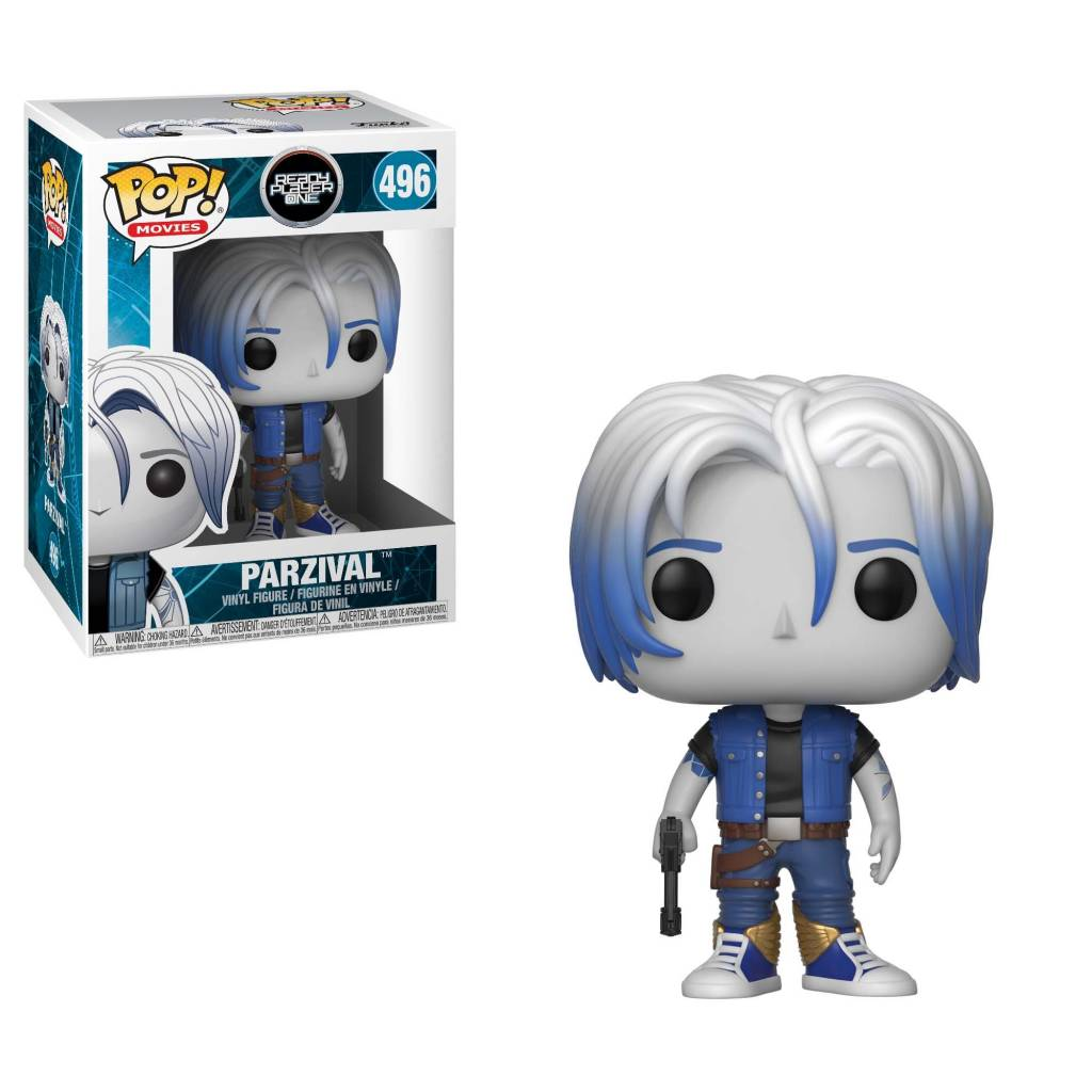 POP Ready Player One Parzival