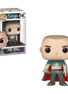 Pop Saga The Will