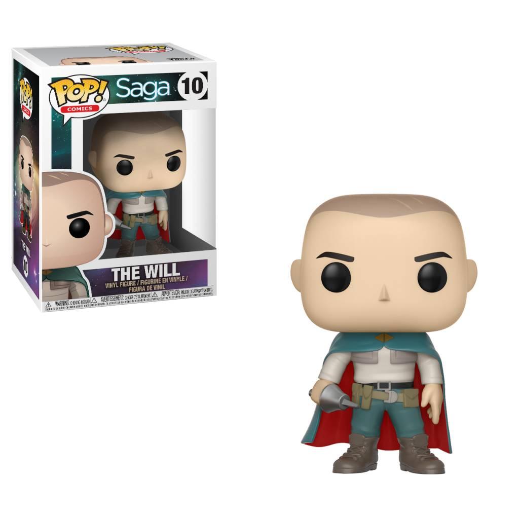Pop Saga The Will