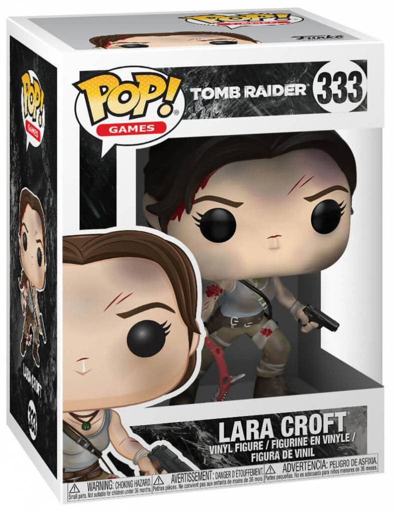 Pop! Lara Croft