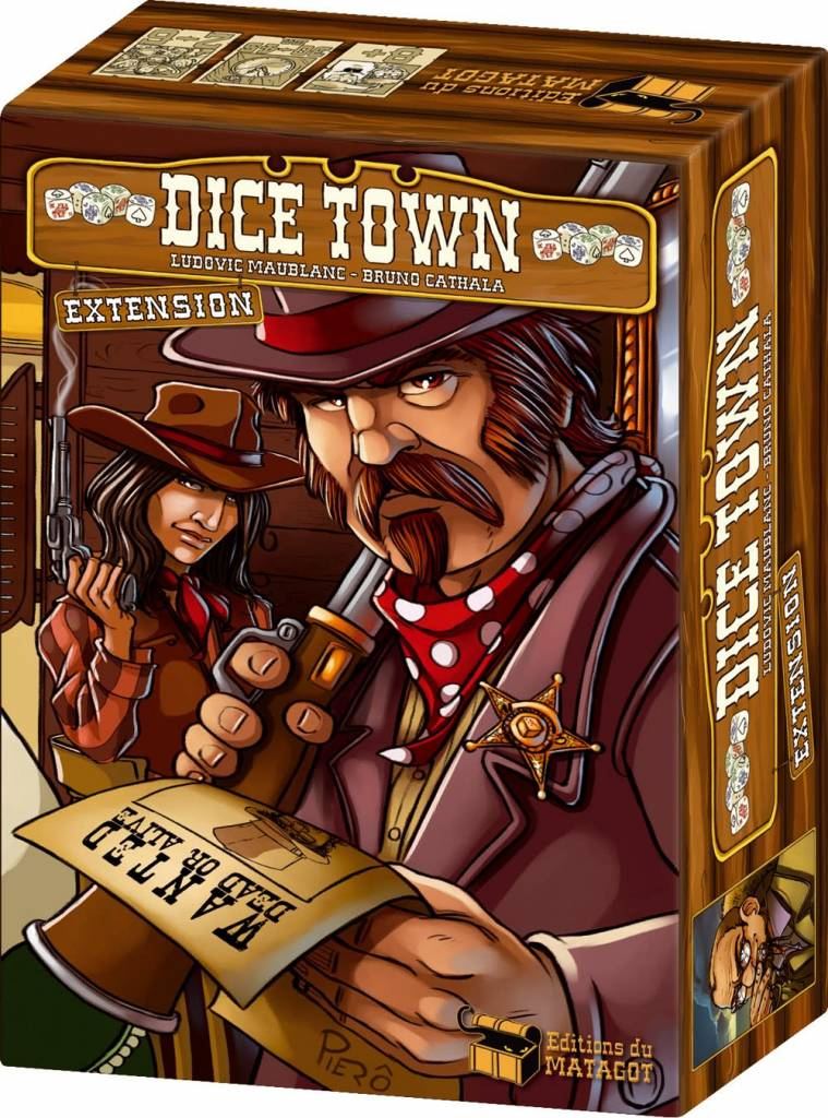 Dice Town Extension (FR)