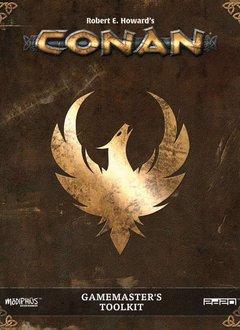 Conan RPG: Gamemaster Screen