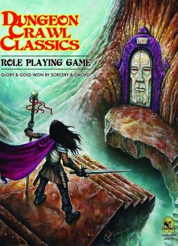 DUNGEON CRAWL CLASSICS RPG SOFTCOVER