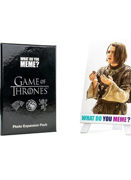What Do You MEME? - Game of Thrones Exp.