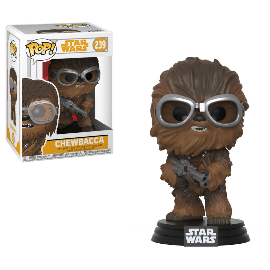 POP Star Wars Solo - Chewbacca
