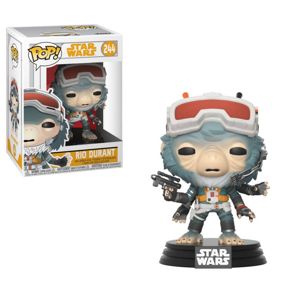 POP Star Wars Solo - Rio Durant
