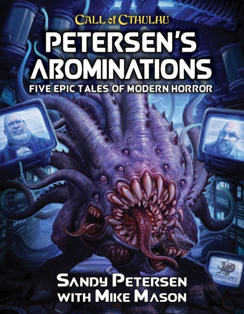 Call of Cthulhu: Petersen's Abominations