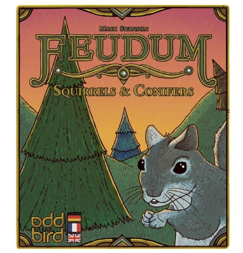 Feudum: Squirrels and Conifers