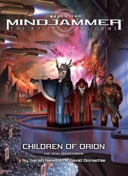 Mindjammer: Children of Orion Venu Sourcebook