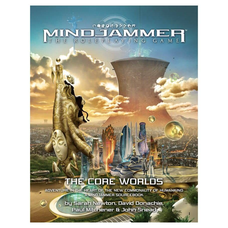 Mindjammer: The Core Worlds