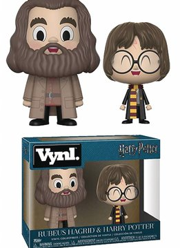 Vynl Harry Potter & Hagrid