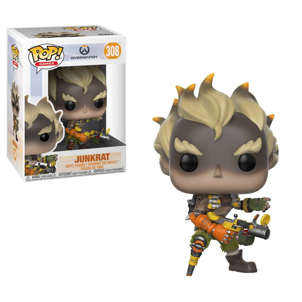 Pop! Overwatch Junkrat