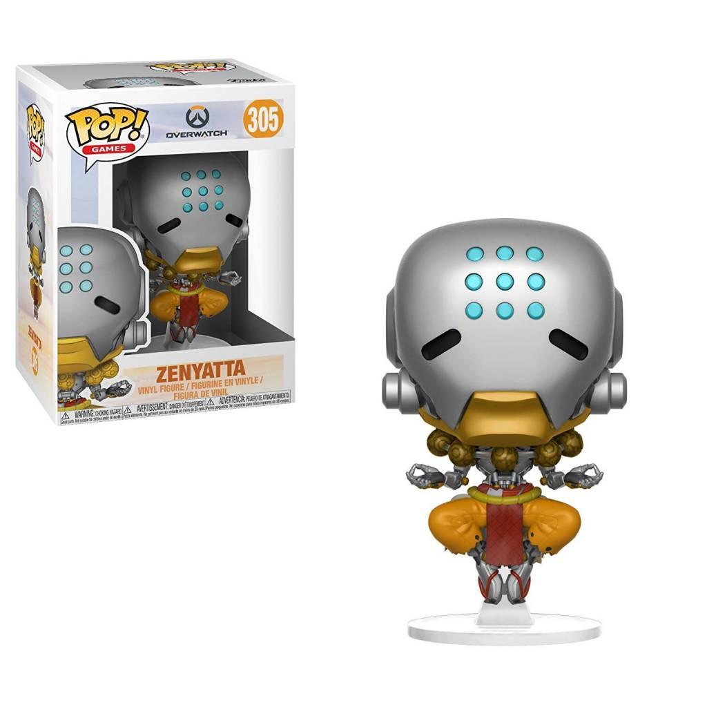Pop! Overwatch Zenyatta