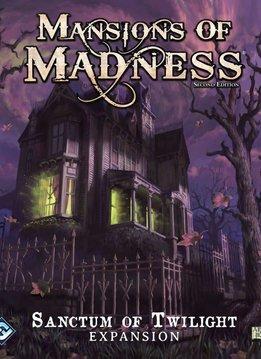 Mansions of Madness : Sanctum of Twilight