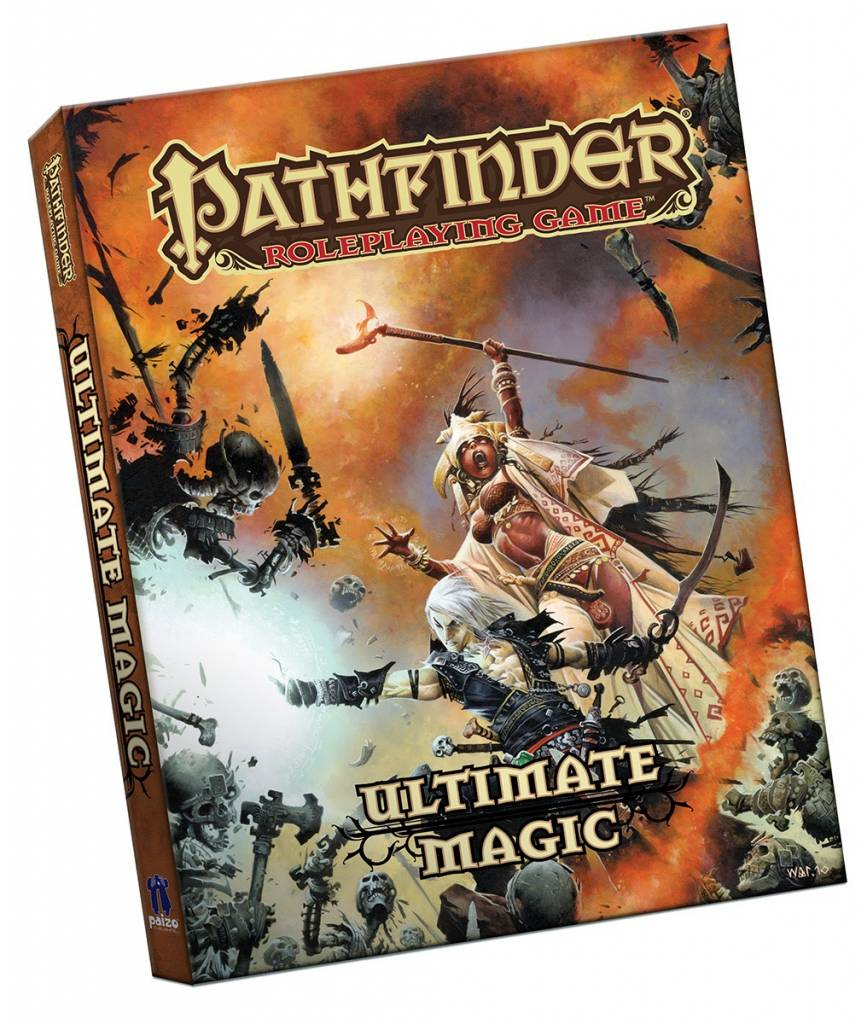 Pathfinder: Ultimate Magic - Pocket Edition