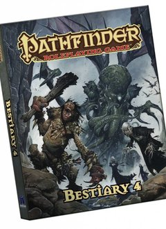 Pathfinder Bestiary 4 - Pocket Edition