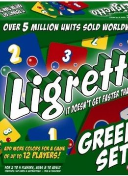 Ligretto Green