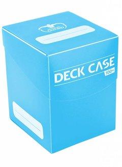 Deck Case 100+ (Light Blue)