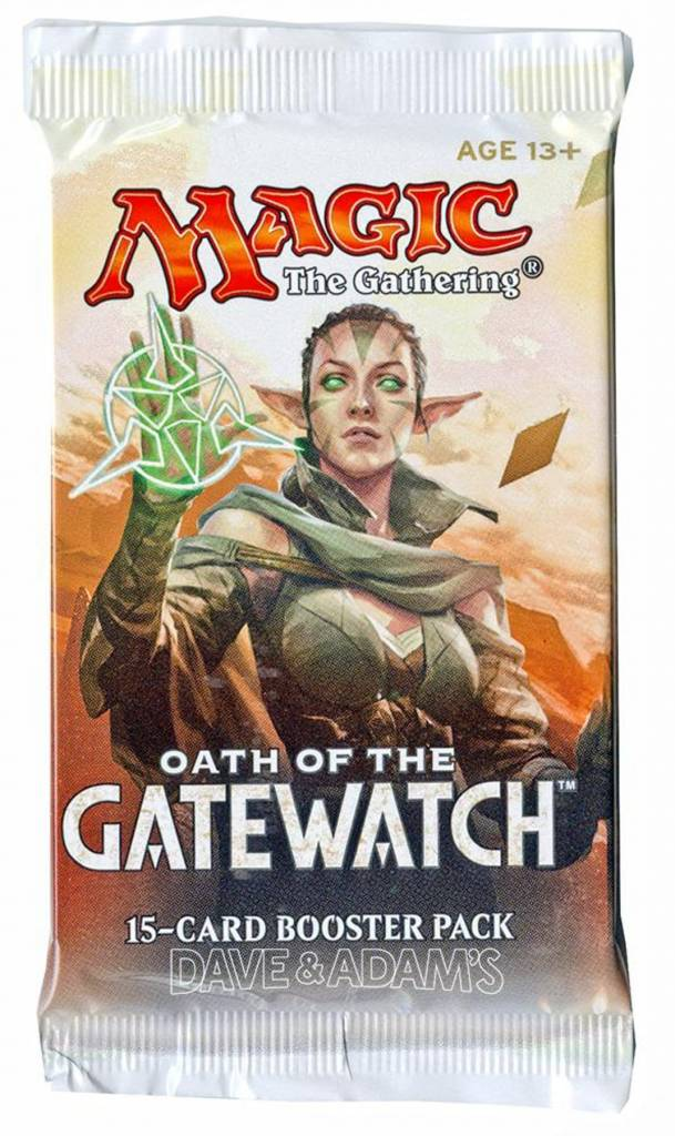 Oath of the Gatewatch Chinese Boosters