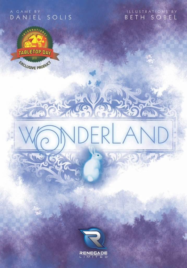 Tabletop Day 2018 - Wonderland