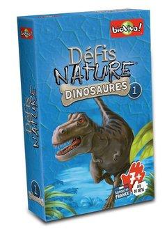 Defis Nature: Dinosaures 1 (bleu)