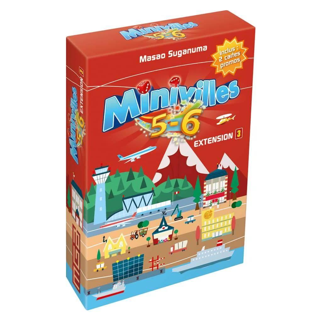 Minivilles ext. 5-6 Joueurs
